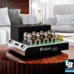 """""""AN UPCOMING CLASSIC."""" LYD & BILDE REVIEWS THE MC1502 VACUUM TUBE AMPLIFIER"""