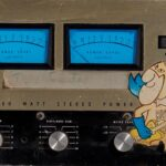 """Jerry Garcia's """"Budman"""" McIntosh MC2300 Amplifier Sold for $378,000 at Sotheby's Auction"""