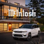 McIntosh Offers Concert-Level Listening Experience in 2022 Jeep® Grand Cherokee